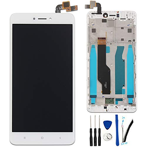 SOMEFUN Pantalla LCD Repuestos Compatible con Xiaomi Redmi Note 4 Global Version/Note 4X(Snapdragon 625 CPU) 5.5
