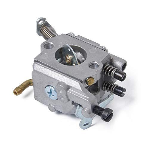 Super1Six Se Ajusta el carburador de la Motosierra Carb Kit de Piezas for Suministros Stihl MS200 MS200T Home Garden / 11291200653