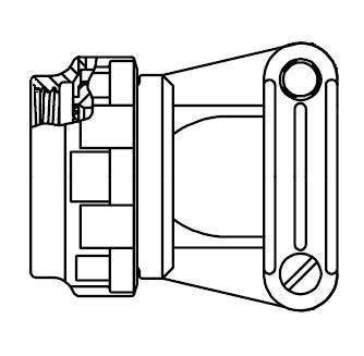 Manufacturer regenerated product Glenair Part Deluxe Number M85049 91-11T