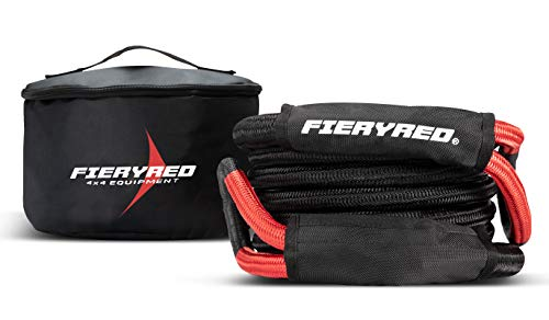 FieryRed Kinetic Recovery Rope 20 ft x...