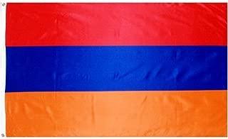 new armenian flag