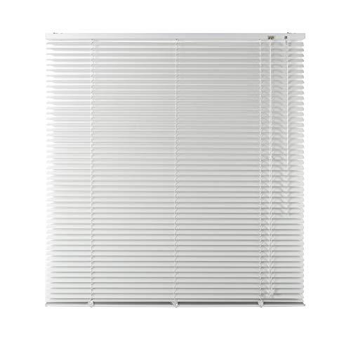 Liedeco | Aluminium-Jalousie | weiß B80cm x H130cm