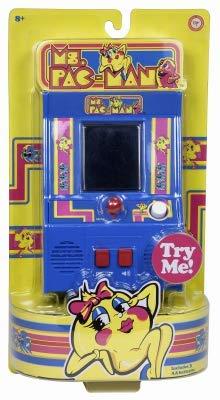 BASIC FUN INC Knex Limited Partnership Group 09614 - Gioco Pac-Man, 4 Pezzi