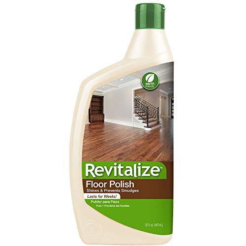 Revitalize Floor All-Floor Polish Hardwood Laminate Ceramic Tile Terrazzo Luxury Vinyl Tile Stone and Stained Concrete 32oz