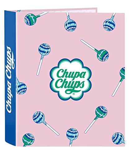 Chupa Chups, cartella a 4 anelli, 270 x 60 x 330 mm