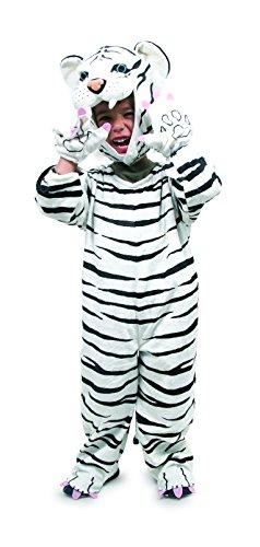 Legler Small Foot Company (Smb5V) - 5649 - Déguisement pour Enfant - Costume - Tigre Blanc