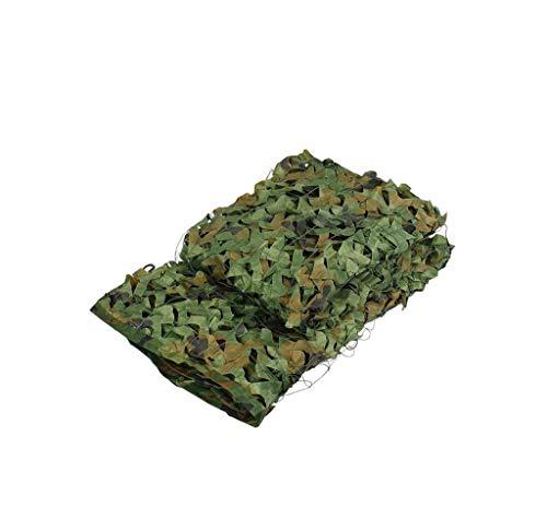 Zbm-Zbm Camouflage-tarnnet, antisatelliet-luchtfotografie, die binnendecoratieve zonwering veiligheidsnet in de buitenlucht in schaduw brengt
