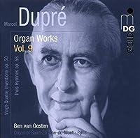 Organ Works 9 / Vingt-Quatre Inventions Op 50