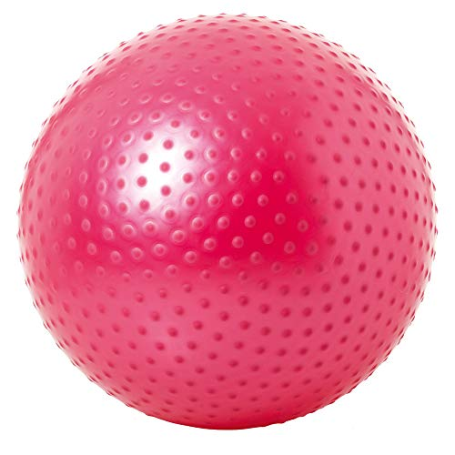 TOGU Theragym Ball ABS SENSO Gymnastikball, 100 cm rubinrot