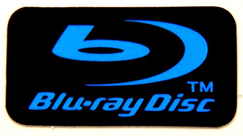 Cheapest Prices! Blu-ray Disc Sticker 10.5 x 20mm [449]