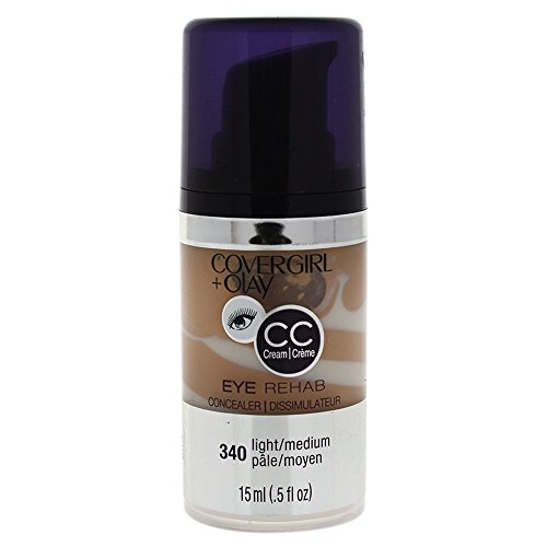 COVERGIRL + Olay Eye Rehab Concealer Light/Medium 340, .5 oz