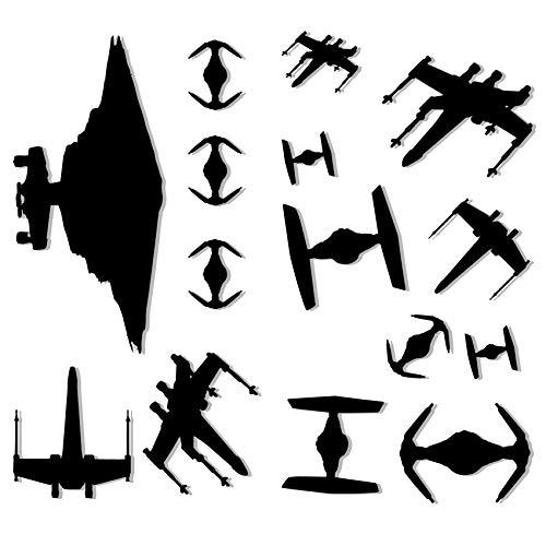 Imagen de Adhesivo Star Wars Uksellingsuppliers por menos de 4 euros.