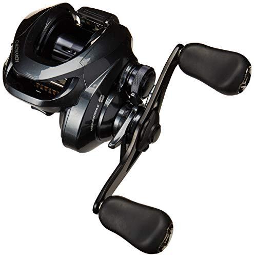 SHIMANO Chronarch G SW Baitcasting Fishing Reel, 7.1:1, Left-Handed,Black,CH151HGG