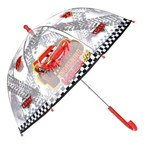 Cars Kinder Regenschirm Stock-Schirm Kuppelschirm