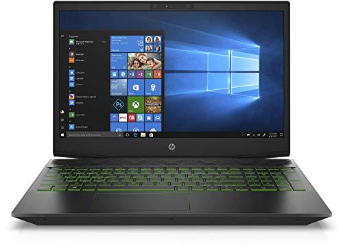 HP Pavilion 15-ec1006na 15.6' FullHD Gaming Notebook AMD Ryzen 7 4800H (8 Core), Nvidia GeForce 1660 Ti Max Q, 16GB DDR4, 1TB SSD, WIFI 5 & Bluetooth 5, Windows 10 Pro – UK Keyboard Layout (Renewed)