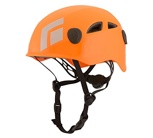 Black Diamond Half Dome Kletterhelm, Orange, S/M
