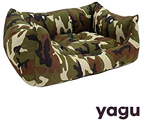 Yagu Cuna Confort Nº1 50x38 Camuflaje