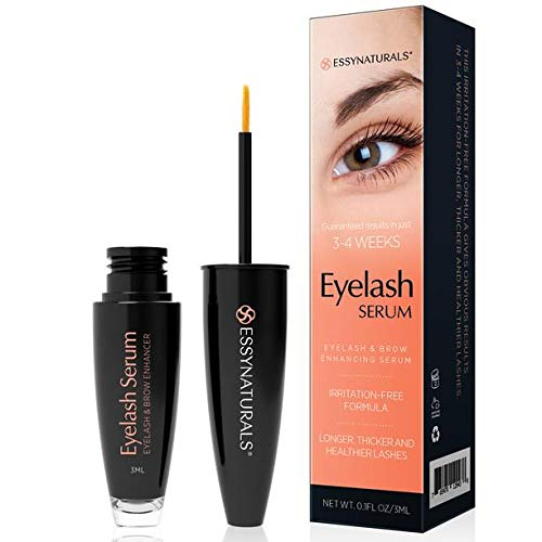 Eyelash and Brow Growth Serum Irritation Free Formula 3ml