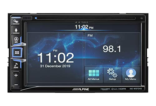 Alpine INE-W970HD Navigation Receiver