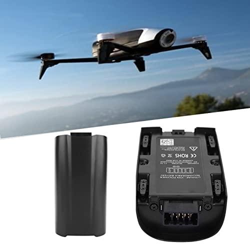 Batteria Parrot Bebop 2 Drone/FPV, Batteria Drone 3100mAh, Maggiore Capacità della Batteria, Maggiore Durata della Batteria (Tensione di Carica 12,6 V)