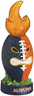 Team Sports America NCAA Lit LED Team Tiki Totem Outdoor Safe Garden Statue