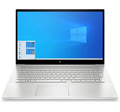 HP ENVY 17Inch Touchscreen Full HD IPS Laptop 17-cg1000na - Intel Core i7-1165G7 Quad Core , 16GB Ram , 1TB HDD + 256GB SSD , Nvidia GeForce MX450