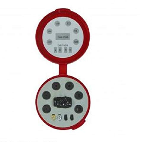 Hamskea Archery Solutions PEEP165 Insight Feather Vision Pro Peep A&B Kit