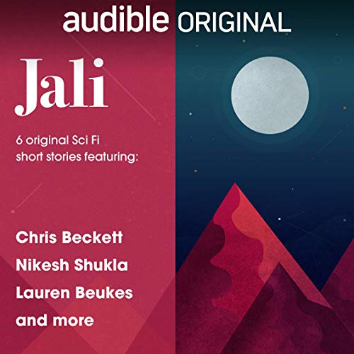 Jali: The Short Story Collection cover art