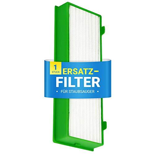 Filter Motorschutzfilter für Staubsauger Roboter Kobold VR-200 wie Vorwerk Abluftfilterkassette Lamellenfilter Pollenfilter für Staubsauger-Roboter Roboterstaubsauger
