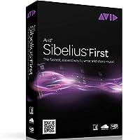 [並行輸入品] Sibelius First 8 (ダウンロードカード)Windows/Mac
