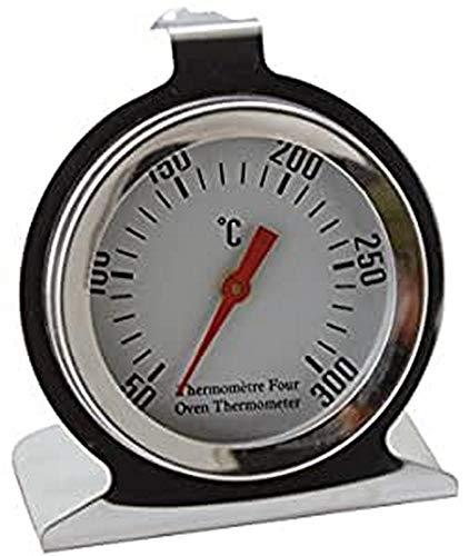 DE BUYER -4885.01 -thermometre a four tout inox +50+300°