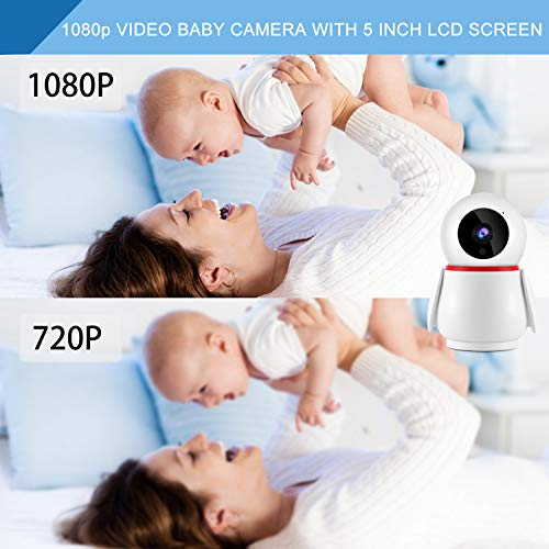 41B93tYDTTL 12 Best Baby Monitors Under $150–$200 Review [Updated 2021]