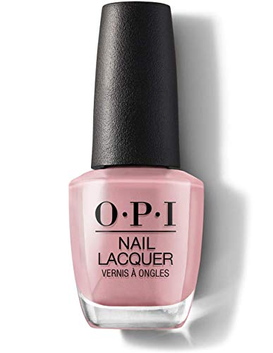OPI Nail Polish, Nail Lacquer, Tickle My France-y, Nude Nail Polish, 0.5 Fl Oz