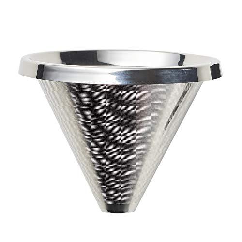シロカ コーン式コーヒーメーカー ステンレスフィルター SC-C122SF (対応型番:SC-C111/C121/C122)
