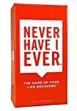 Never Have I Ever Party Card Game, Classic Edition, Ages 17 and Above