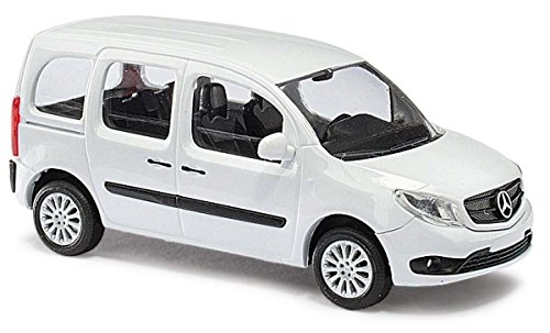 Busch Voitures - BUV50651 - Modélisme - Mercedes-Benz - Citan Combi - Blanc