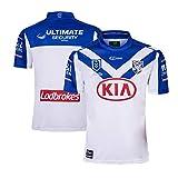 2019 Maillot De Rugby Chien Tête De Chien, Maillot De Train des Supporters De Nouvelle Édition, T-Shirt en Maille Fan D'été-XL