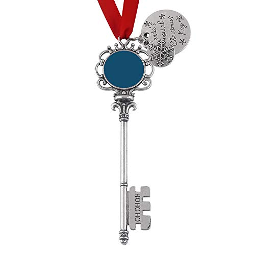Ogquaton - Llavero con forma de llave de Papá Noel, diseño...