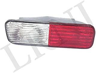 Land Rover Discovery 2 2003-2004 LH Rear Bumper Light Assy New Part: XFB000730