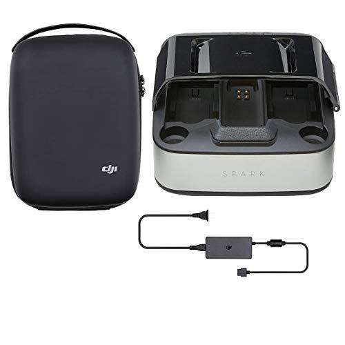 DJI Spark Portable Charging Station Bundle with DJI Charging Station Bag Case