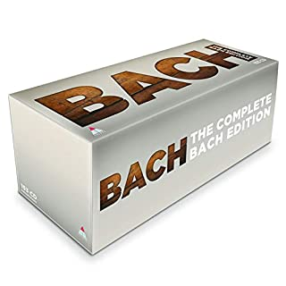 scheda the complete bach edition