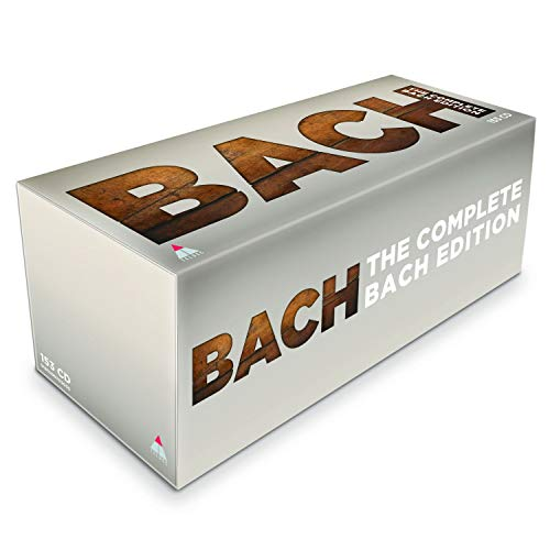 The Complete Bach Edition (Ltd.Edition)