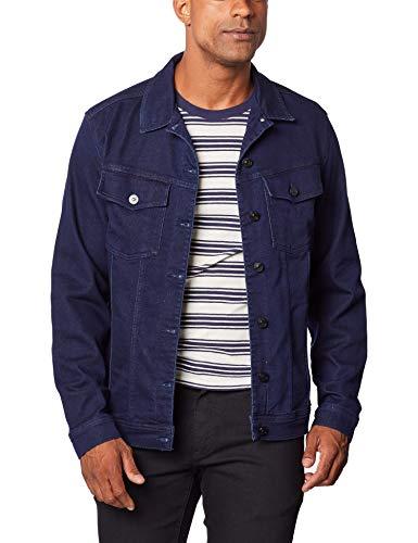 Jaqueta Jeans Moleton (Pa),Aramis,Masculino,Azul,G