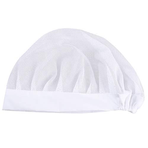 LUOEM Capuchon de Sommeil en Maille Bonnet de Protection Capuchon de Nuit Filets à Cheveux Casquette de Perte de Cheveux Respirant pour La Maison Util