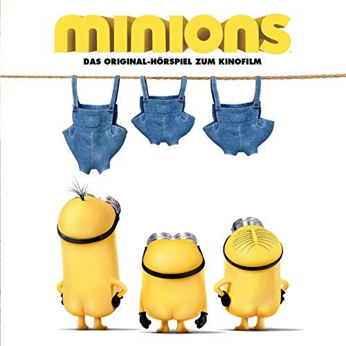 Minions. Das Original-Hörspiel zum Kinofilm Titelbild