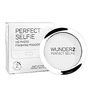 WUNDER2 PERFECT SELFIE HD Photo Finishing Powder – Translucent Setting Powder Makeup