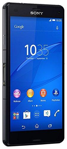 Sony Xperia Z3Compact 16GB 4G Schwarz–Smartphones (SIM, Android, NanoSIM, Edge, GPRS, GSM, HSPA +, UMTS, LTE)
