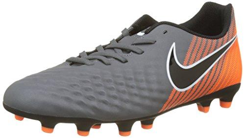 Nike Herren OBRA 2 Club FG Fitnessschuhe, Mehrfarbig (Dark Grey/Black Tota 080), 42.5 EU