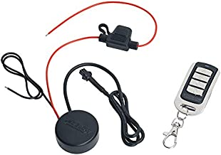 LEDGlow Replacement Advanced Single Color Motorcycle Light Kit Waterproof Control Box & Wireless Remote