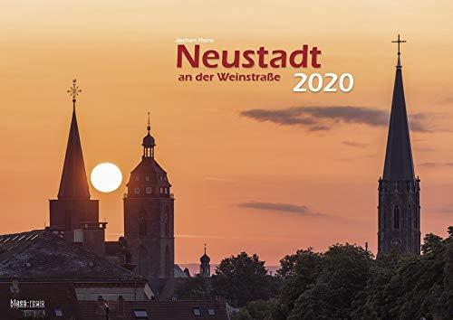 Neustadt a. d. Weinstraße 2020 Bildkalender A3 Spiralbindung